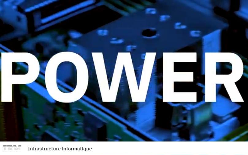 ENDOR: IBM annonce le Power10 pour 2020,