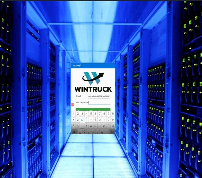 Wintruck dans les nuages: Abonnez-vous!